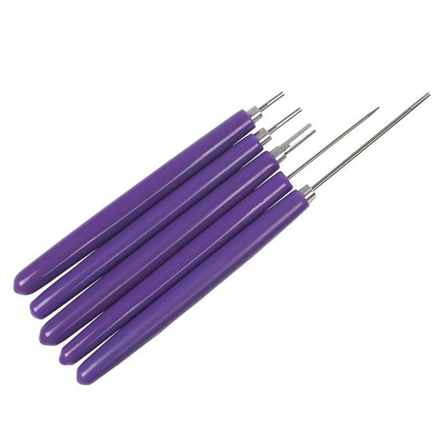 5pcs/set Paper Quilling Craft Pen