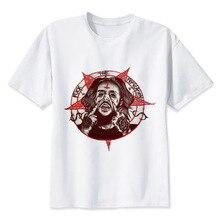 Suicide T shirt men summer t shirt boy print tshirt font b anime b font t