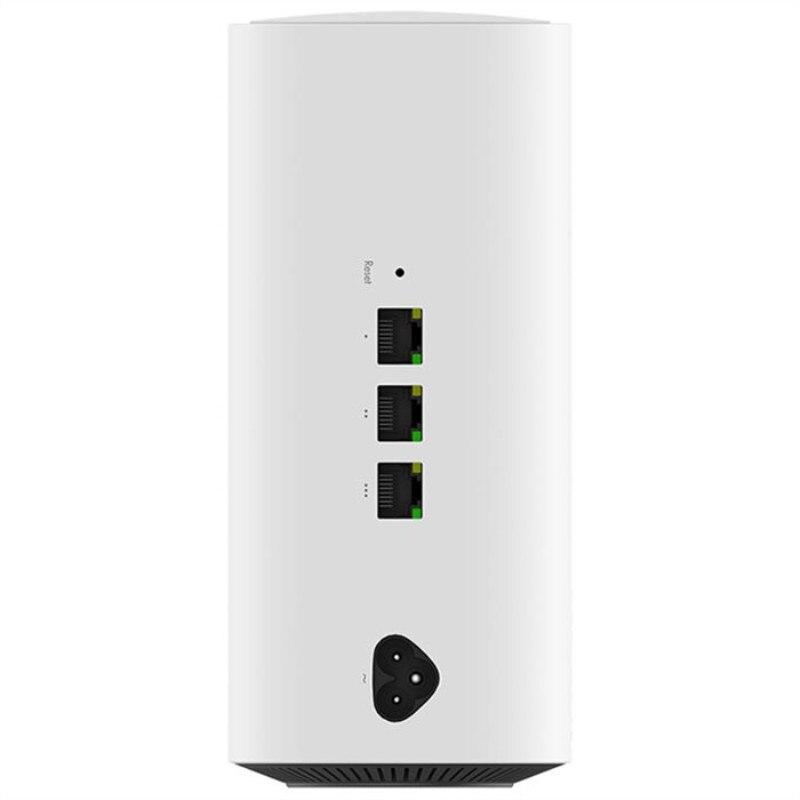 2 pièces Xiao mi WiFi routeur 2.4G/5GHz Smart Xiao mi Mesh WiFi routeur AC1300 + 1000M LAN + 1300M Qualcomm 4 Core 4 amplificateurs de Signal - 4