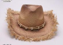 5 sztuk partia weatern styl mężczyzna dorywczo lato słomkowy kapelusz mężczyzna dorywczo słomkowy kapelusz mężczyzna kowbojski kapelusz tanie tanio Xsyyfast Słomy CN (pochodzenie) Dla osób dorosłych Kowbojskie kapelusze Na co dzień Patchwork