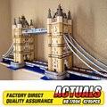 In-Stock Free Shipping New LEPIN 17004 4295pcs London bridge Model Building Kits Brick Toys Compatible 10214