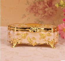 High-end European-style toothpick box - high-end fashion and creative Toothpick Storage Holder