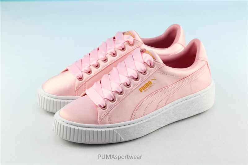 New Arrival Puma Rihanna x Fenty x Puma Creeper Basket Platform Tween Jr  Women s Breathable Sneakers 8623cbeb6
