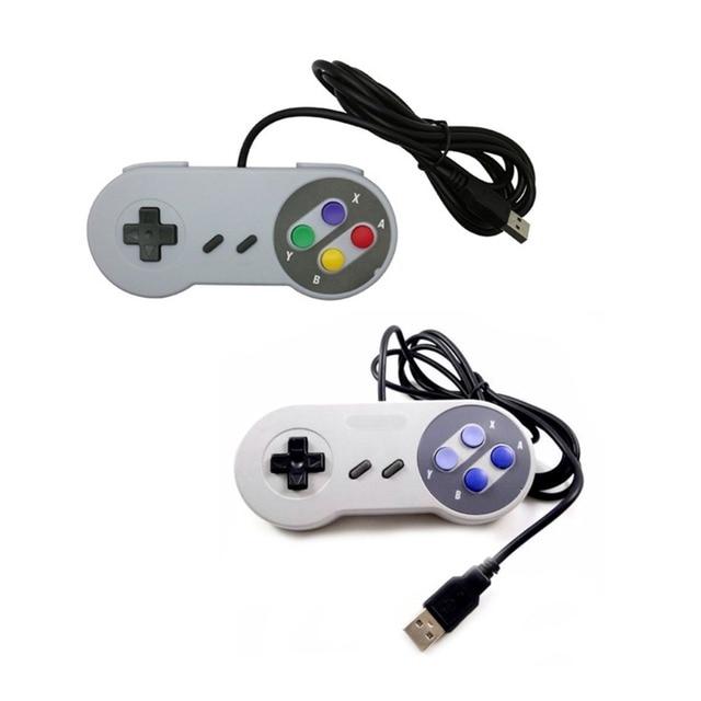 Nuevo controlador de juego con puerto USB de alta calidad