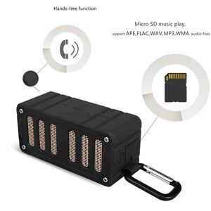 Image 4 - MIFA F6 głośnik nfc z bluetooth zewnętrzny głośnik bezprzewodowy wodoodporny IPX4 kompatybilny głośnik stereo TF dla Iphone6/6 S, Ipad, Samsung