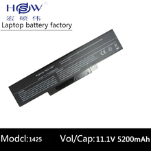 laptop battery for Dell Compal EL80 EL81 FL90 FL91 LENOVO E42 E42G E42L K42 Inspiron 1425 1427 1428