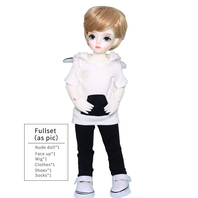 все цены на Miadoll Ginger BJD SD Doll 1/6 YoSD Napi 26cm Tsum Baby Girls Boys Toys Linachouchou Dollhouse Resin Figures Furniture Lati онлайн