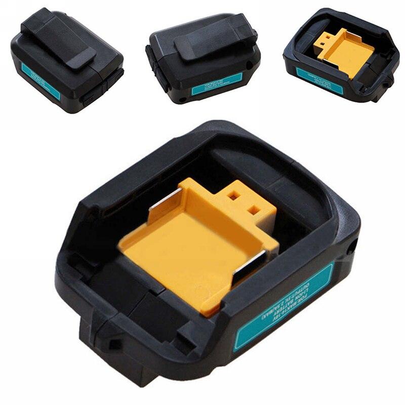USB Charging Adapter for Makita ADP05 BL1815 BL1830 BL1840 BL1850 14-18V hot 2x 18v 4 0ah battery for makita bl1840 bl1830 bl1815 lxt lithium ion cordless