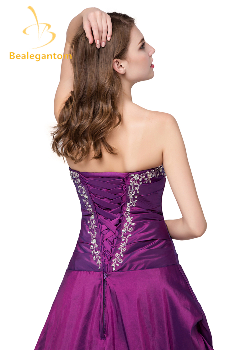 990261977 New In Stock Cheap Embroidery Sweetheart Purple Quinceanera Dresses Ball  Gown Appliques Beaded Sweet 16 Dresses QA979-in Quinceanera Dresses from  Weddings ...