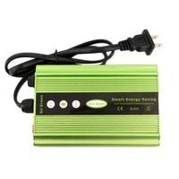 Plug Type 30KW/50kw Energy Saver Eenfase AC/90 V-265 V/50 HZ/60 HZ 2Amp-15Amp Met Schakelaar Elektriciteitsbesparing Doos
