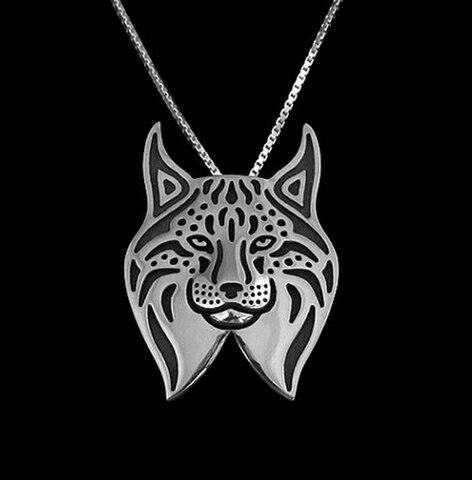 Женское Ожерелье lynx золотое два цвета