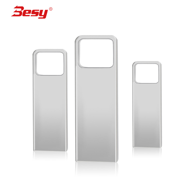 Quality assurance usb flash drive 256gb 128gb memory usb stick pen drive 64gb 32gb 16gb flash drive 8gb metal 2.0 usb pendrive(China)