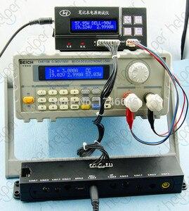 Превосходный тестер адаптера переменного тока для ноутбука, тестер зарядного устройства для ноутбука, тестер питания для ноутбука