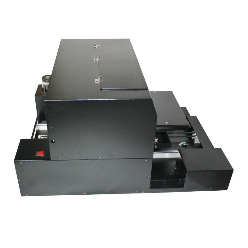 A3 taille lampe à led UV DGT à plat Imprimante, système de refroidissement de L'eau, Fedex livraison gratuite