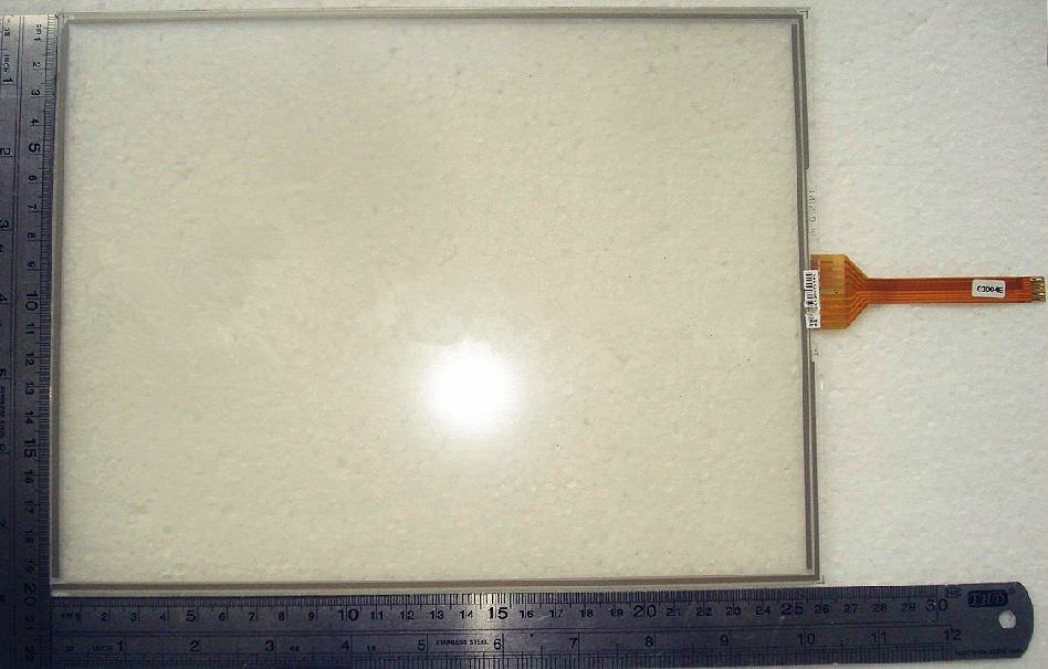 panel glass for GUNZE G12101 touch screen new parts 2 month warranty brand new 5pc720 1505 00 touch screen glass well tested working three months warranty