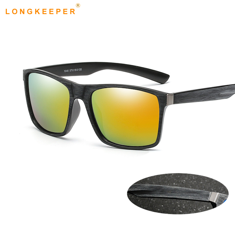 0babd5f147 Detail Feedback Questions about Snelle Planga Imitate Bamboo Sunglasses Men  Polarized Yellow Wooden Sunglasses Driving Googles Glasses lunette de soleil  ...