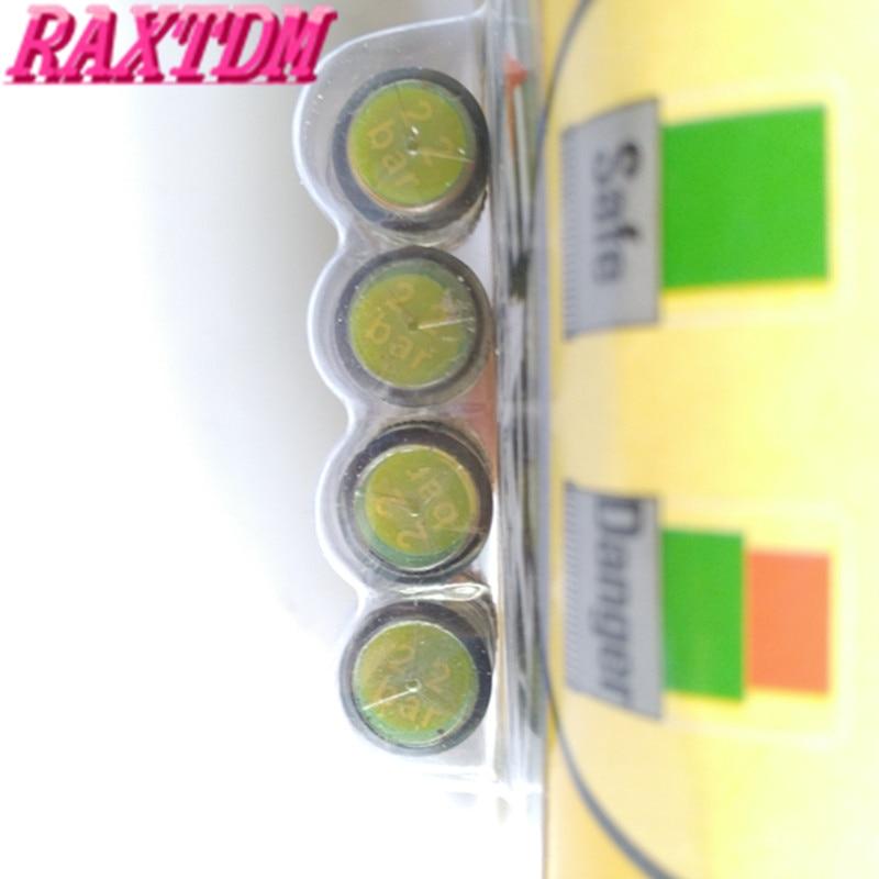 Car safety accessories Tire Pressure Monitor Valve Stem Cap Sensor Indicator 32 Psi 2.2 Bar Air Warning