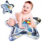 Creative Baby Kids water play mat Inflatable thicken PVC infant Tummy Time Playmat Toddler Fun Activity Play Center water mat