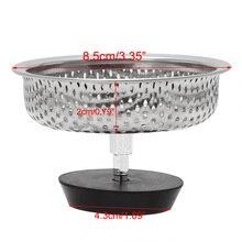 NEW Mesh Kitchen Stainless Steel Sink Strainer Disposer Plug Drain Stopper Filter Dls HOmeful