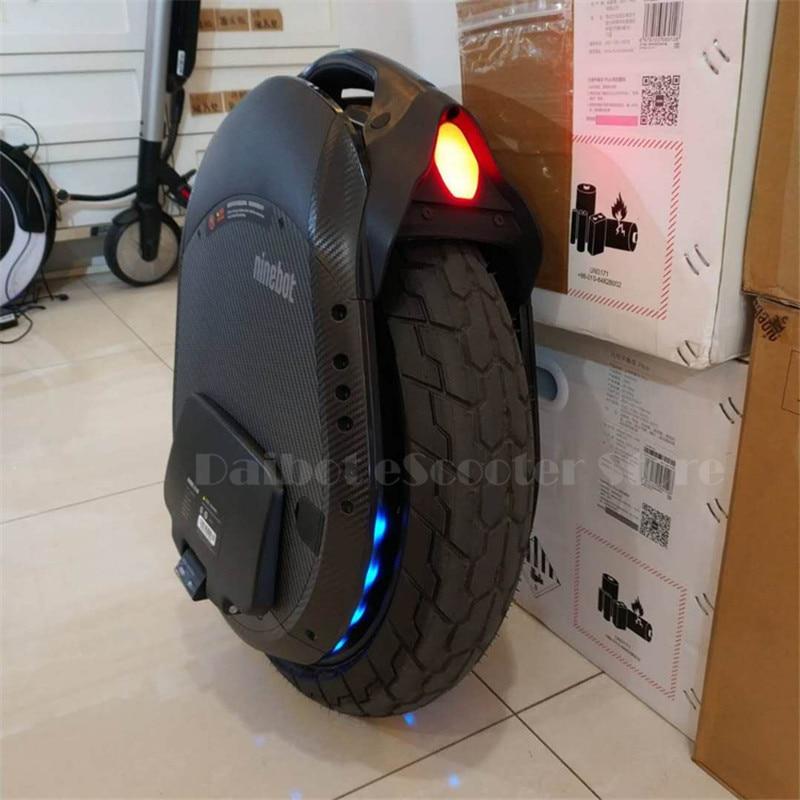 Ninebot One Z10 Monowheel monocycle électrique 18 pouces auto équilibrage Scooters avec APP/Bluetooth/chariot poignée 1800 W 995WH - 6