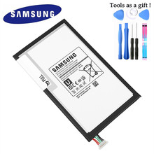 SAMSUNG Original 4450mAh EB BT330FBU EB BT330FBE Replacement Battery For Samsung Galaxy Tab 4 8.0 T330 T331 T335 SM T330 SM T331