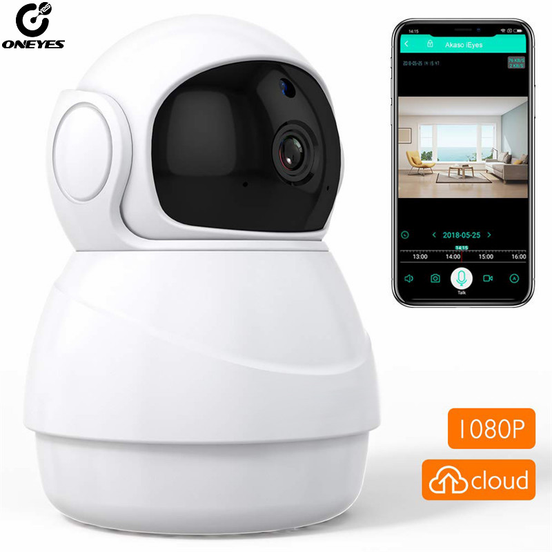 1080 P HD Wireless IP Kamera smart wifi kameras Home Security Video IP kamera wifi Überwachung CCTV kamera Baby Monitor IP cam