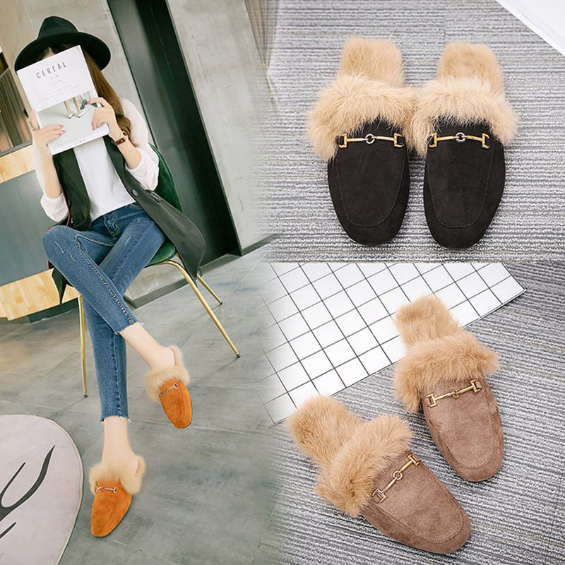 2016 new spring women shoes luxurious beading Fashion Women Sandals pointed toe Mules Slip On Slides Stilettos Summer flat heel meotina brand design mules shoes 2017 women flats spring summer pointed toe kid suede flat shoes ladies slides black size 34 39