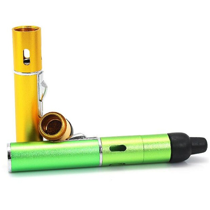 New-Arrival-Click-N-Vape-for-Dry-Herb-Vaporizer-Burner-Tobacco-Pipe-Carry-Self-Refillable-Butane (5)