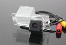 ДЛЯ SsangYong Korando 2010 ~ 2016-Автомобильная Стоянка Камеры/Задний вид Камеры/HD CCD Ночного Видения Заднего Вида Резервное копирование камера