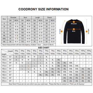 Image 5 - COODRONY Brand Men Shirt Business Casual Shirts Autumn Long Sleeve Cotton Shirt Men Clothes Camisa Masculina With Pocket 96093