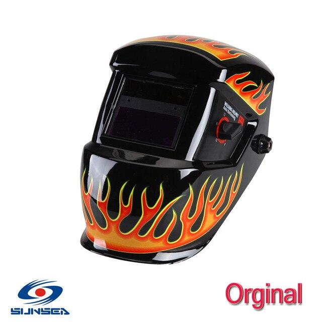 Quality Solar Auto Darkening Welding Helmet Electric Hood Mask Tig Mig Arc