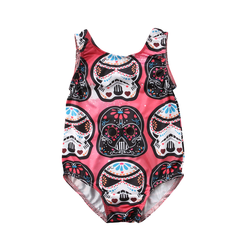 Newborn Baby Boys Girls Star Wars Print Back Bow Sleeveless Baby Romper Jumpsuit Outfits Baby Clothes 0-24M baby newborn boy clothes sets birthday gift boys baby romper vest tops long pants 3pcs outfits set 0 24m boys clothes romper