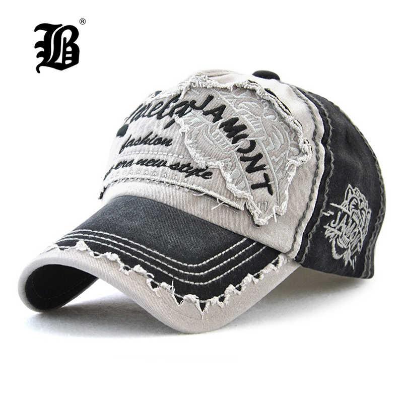 2d3da359e70  FLB  Unisex Fashion Men S Baseball Cap Women Snapback Hat Cotton Casual Caps  Summer Fall