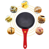 Electric Crepe Maker Pizza Pancake Machine Non Stick Griddle Baking Pan Cake Machine Household Kitchen Cooking Tools