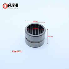 RNA6903 Bearing 22*30*23 mm ( 1 PC ) Solid Collar Needle Roller Bearings Without Inner Ring 6634903 6354903/A Bearing