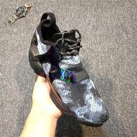 2018 мужские и женские брендовые Для мужчин кроссовки спортивная обувь Для мужчин мужские кроссовки 9908 комфортно дышащие противоскользящие