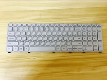 New notebook laptop keyboard for  Dell Inspiron 17 3000 7000 7737 7746  backlit Russian layout
