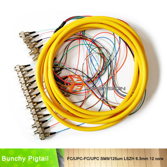 Compare Prices On 12 Core Single Mode Fiber Optic Cable