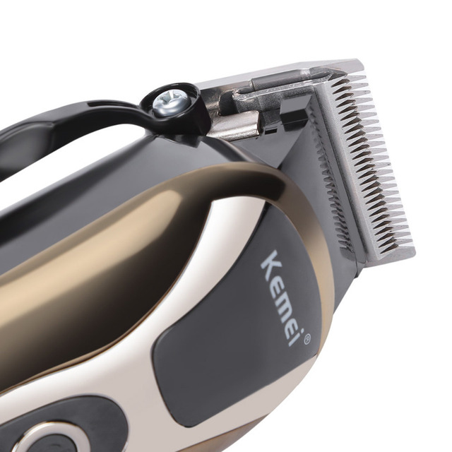 Rechargeable Hair Trimmer Professional Head Clipper Haircut Shaving Machine Cutting Beard Removal Tool Barber Electric Razor