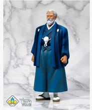 New arrival Mitsumasa Kido Athena grandfather Saori Kido figure toy doll Saint Seiya PVC model