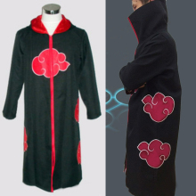 Halloween anime Naruto cosplay jacket costumes naruto ninja shirt clothing