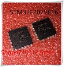 NEW 10PCS/LOT STM32F207VET6 STM32F207 VET6 LQFP-100 IC