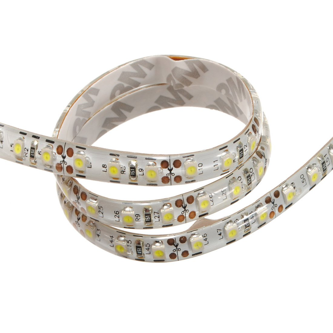 Nflc Sodialr5m 600 Smd 3528 White Waterproof Led Strip Marquee Silver Queen Montes 50g Light Cool Ip65