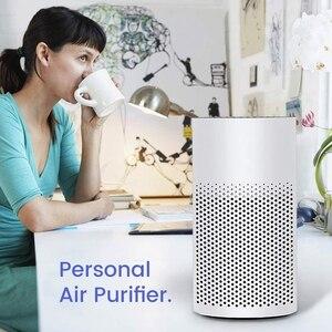 Image 1 - Hot 3 In 1 Mini Luftreiniger Mit Filter Tragbare Ruhig Mini Luftreiniger Persönliche Desktop Ionisator Luft Reiniger, für Zu Hause, Arbeit,