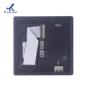 Image 5 - High quality Door open Fingerprint Access Control System Fingerprint  machine MINI FP Access Control Wiegand output