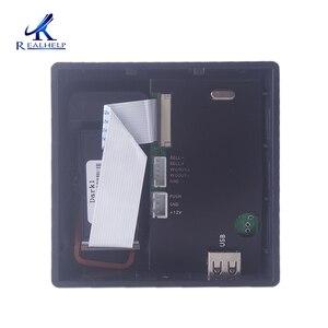 Image 5 - 高品質ドアオープン指紋アクセス制御システム指紋マシンミニ fp アクセス制御ウィーガンド出力