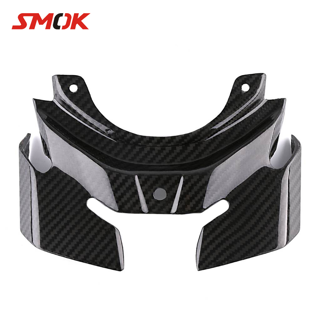 SMOK Motorcycle Accessories Carbon Fiber Rear Taillight Guard Cover For Yamaha MT10 MT 10 MT-10 2016 2017 2018SMOK Motorcycle Accessories Carbon Fiber Rear Taillight Guard Cover For Yamaha MT10 MT 10 MT-10 2016 2017 2018