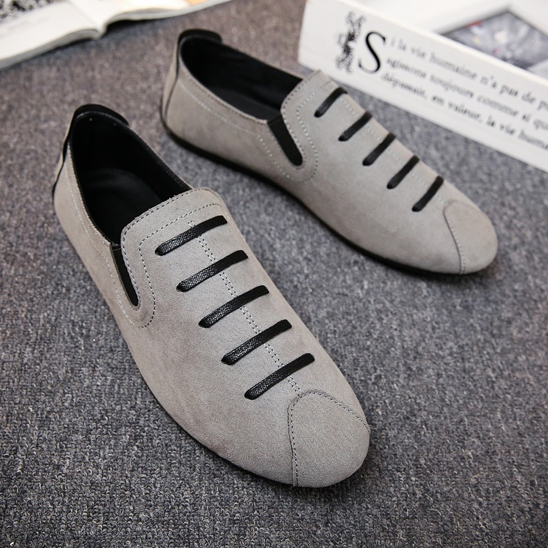 2018 shoes men Casual Luxury Brand Spring comfort Material Slip On - Men's Shoes - Photo 5