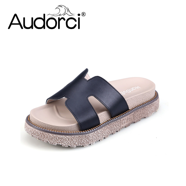 bec8b6be9342 Audorci-2018-Beach-Fashion-Ladies-Sandals-Flat-Sandal-Summer-Slides-Women- Slippers-Calcados-Femininos-Sandalia-Size.jpg 640x640.jpg
