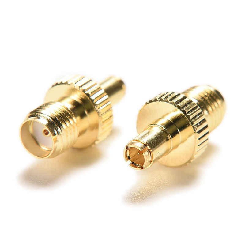 4 グラムアンテナコネクタ 2 個 sma メスジャック TS9 雄プラグ rf 作業のための 3 グラム 4 グラム atennna にルータと接続